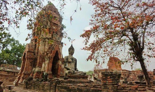Lady Breizh - Les Tribulations d'une Bigoudène: Ayutthaya - Thaïlande #2