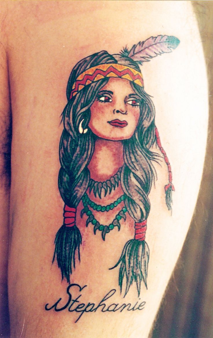 1000 images about tattoo on pinterest indian girl for Indian woman tattoo