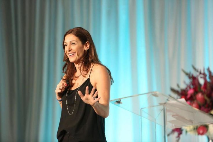 Stella & Dot founder Jessica Herrin: I'm living my one precious life in accordance with my values. <3 I love this company!
