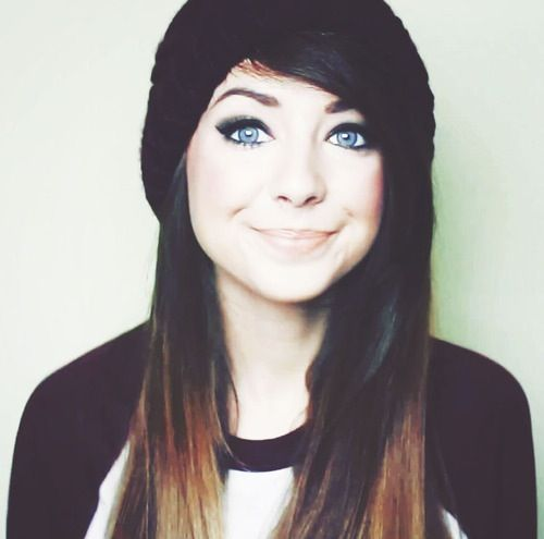 Zoella one of my role models I seriously love her!