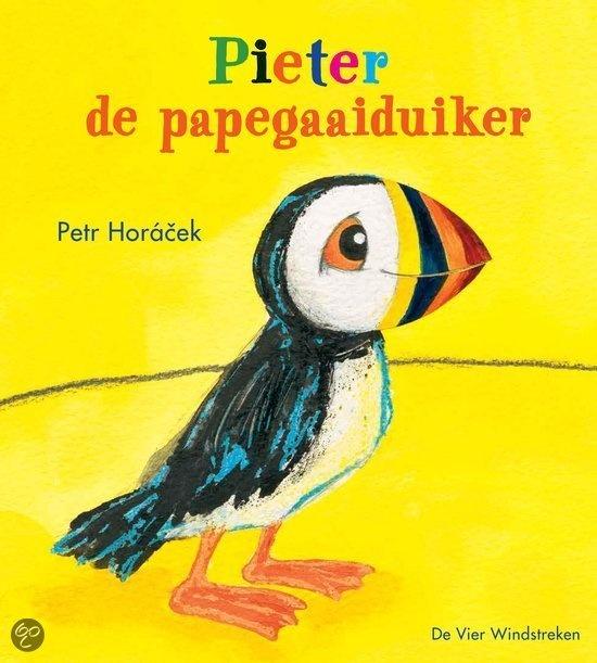 Top 10 prentenboek! Wat doet Pieter als hij zijn beste vriendje Pim kwijtraakt? Hij zoekt de hele wereld af natuurlijk.