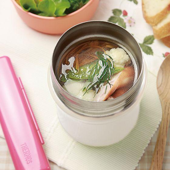 スープジャーレシピ | サーモス 魔法びんのパイオニア