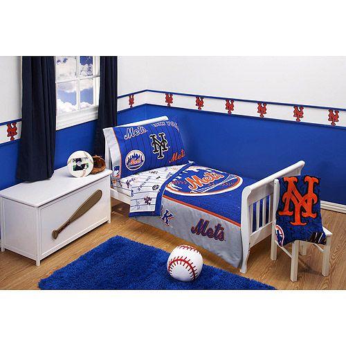Amazing New York Mets Bedding