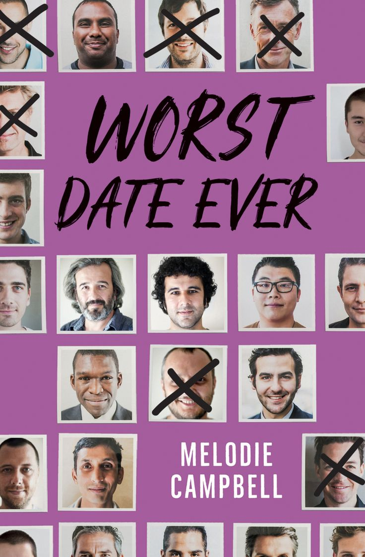Sometimes you've got to kiss a few frogs. WORST DATE EVER by Melodie Campbell