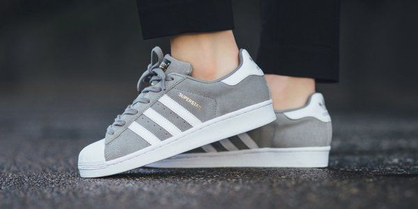 Adidas Originals suede Superstar