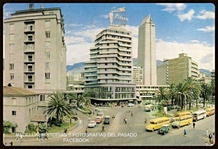 Hotel y Plazuela Nutibara.