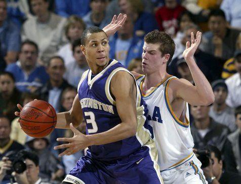 Brandon Roy — Huskies UW stats (2002-06): 103 games, 14.3 ppg, 5.0 rpg, 3.0 apg, 1.0 steals per gameNBA sta...