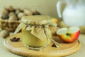 Яблочное пюре на зиму (проверенные рецепты с фото)