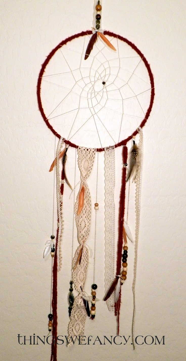 Things we fancy diy dream catcher stuff i wanna do or for What do dreamcatchers do