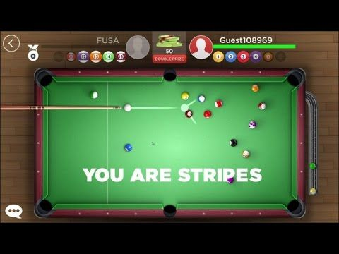 Kings of Pool Online 8 Ball #3 - Kings of Pool Online 8 Ball is a Android F2P, classic, 8 ball Pool, Sport Multiplayer Game featuring players from around the world