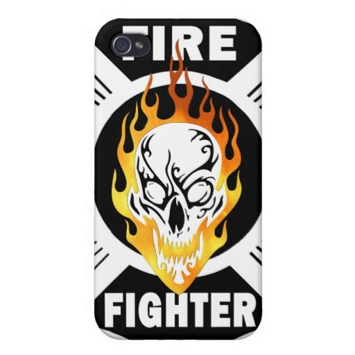 Perfect Firefighting Flaming Skull iPhone 4 Cover 512 x 512 · 28 kB · jpeg