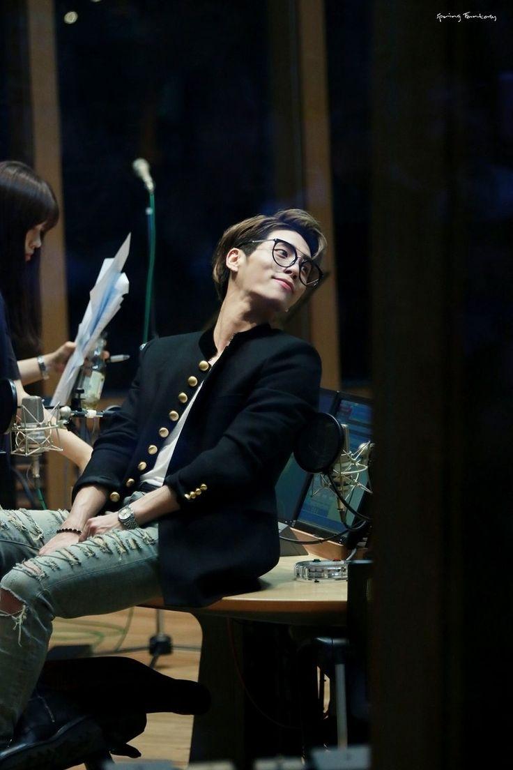 160923 #mbcbluenight garden studio #Jonghyun