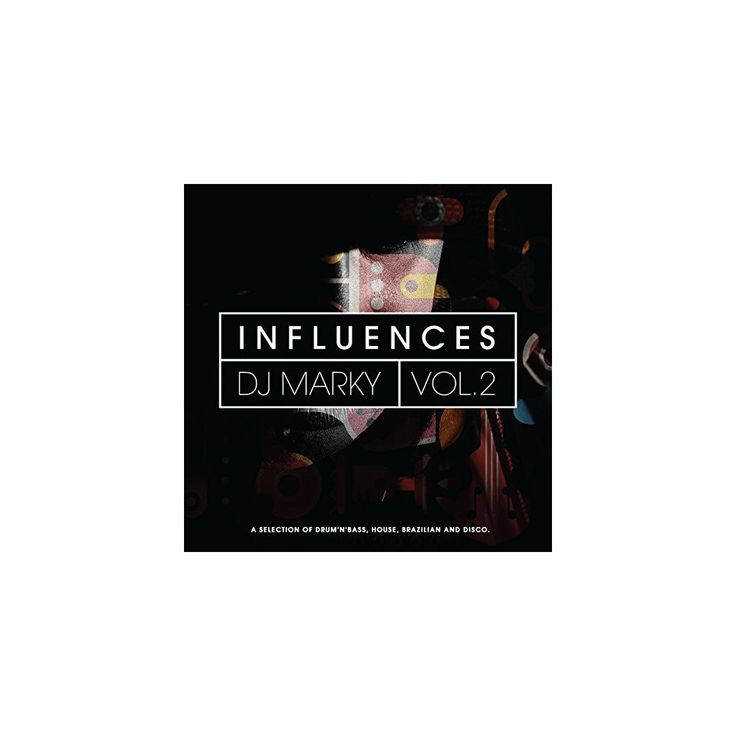DJ Marky: Influences 2 & Various - DJ Marky: Influences 2 / Various (Vinyl)