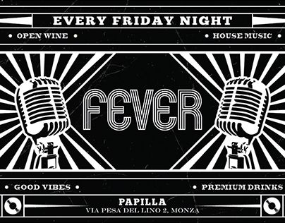 """Check out new work on my @Behance portfolio: """"FLYER """"Friday night fever"""""""" http://be.net/gallery/50520977/FLYER-Friday-night-fever"""