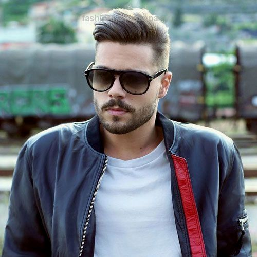 The 25+ best Mens hairstyles oval face ideas on Pinterest | Oval ...