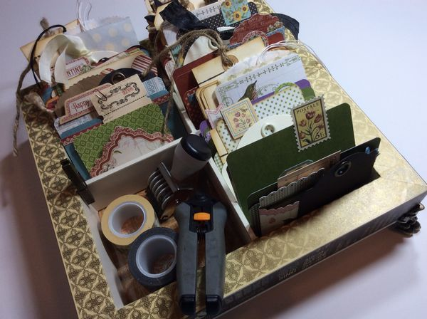 7 best Altered Boxes and Tins images on Pinterest Altered art