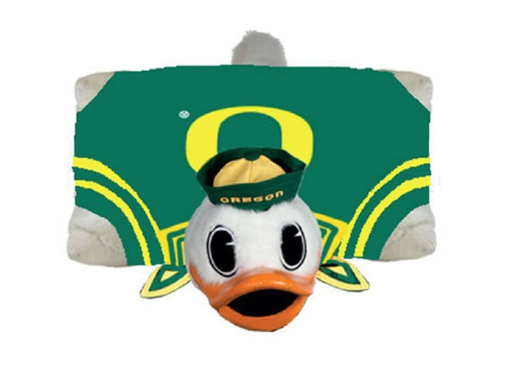 Orqegon Ducks Pillow pet...if this is a real thing, I want it