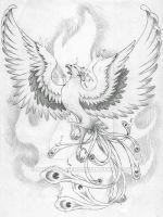 Phoenix by Princess--Neko