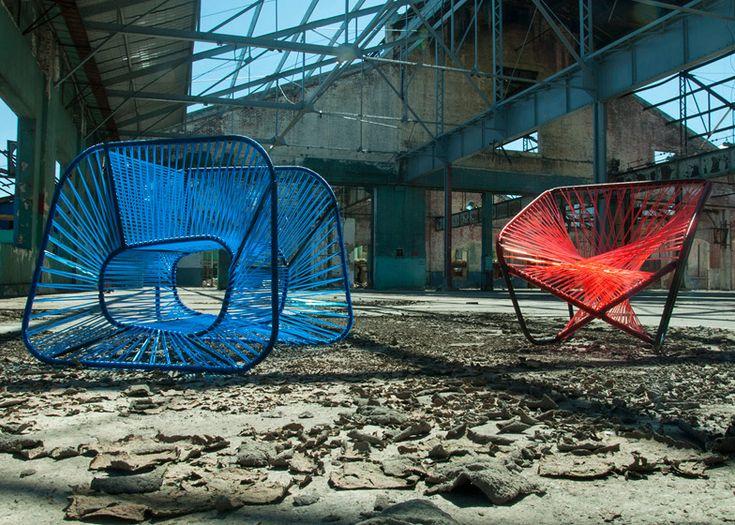 Havana duo aim to revitalise Cuban design with Vibra chairs