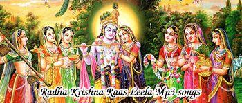 Hindi Lord Radha Krishna Maha Raas Leela Devotional Mp3 Songs Collection