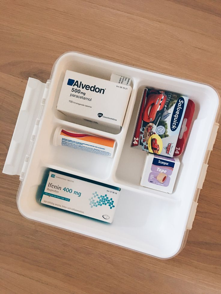 SmartStore Deco First aid -box