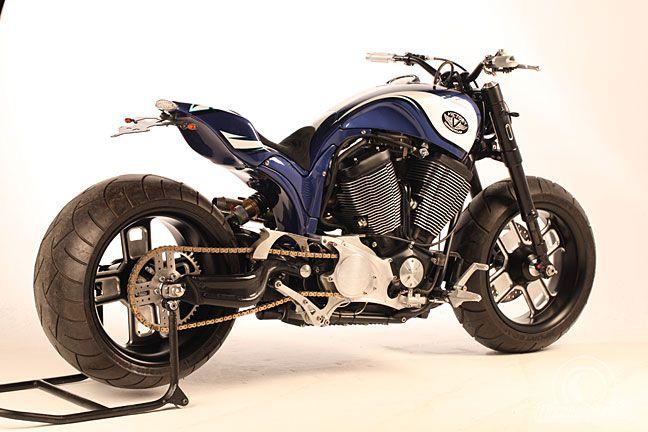 Racing Cafè: Victory V-Sport by Allmond Cycle Design