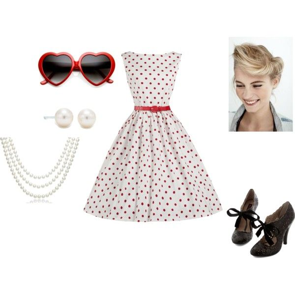 """Decades Day"" by tinkerbells-laughter on Polyvore"