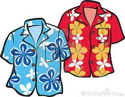 Image result for hawaiian shirt invitation template