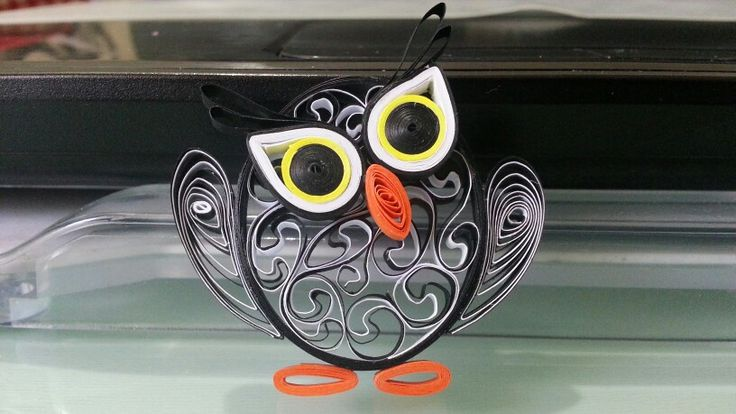 Quill Cute Owl
