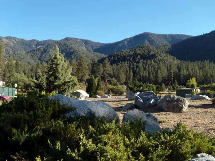 Pine Mountain Club and the Los Padres National Forest