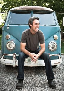 Mike Wolfe VW van from American Pickers
