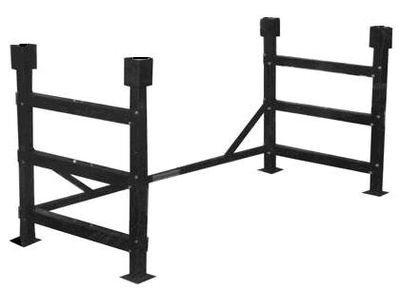 Versonel Smart Loft Twin Size Loft Conversion Dorm Bed Frame SPP LBCF    Versonel