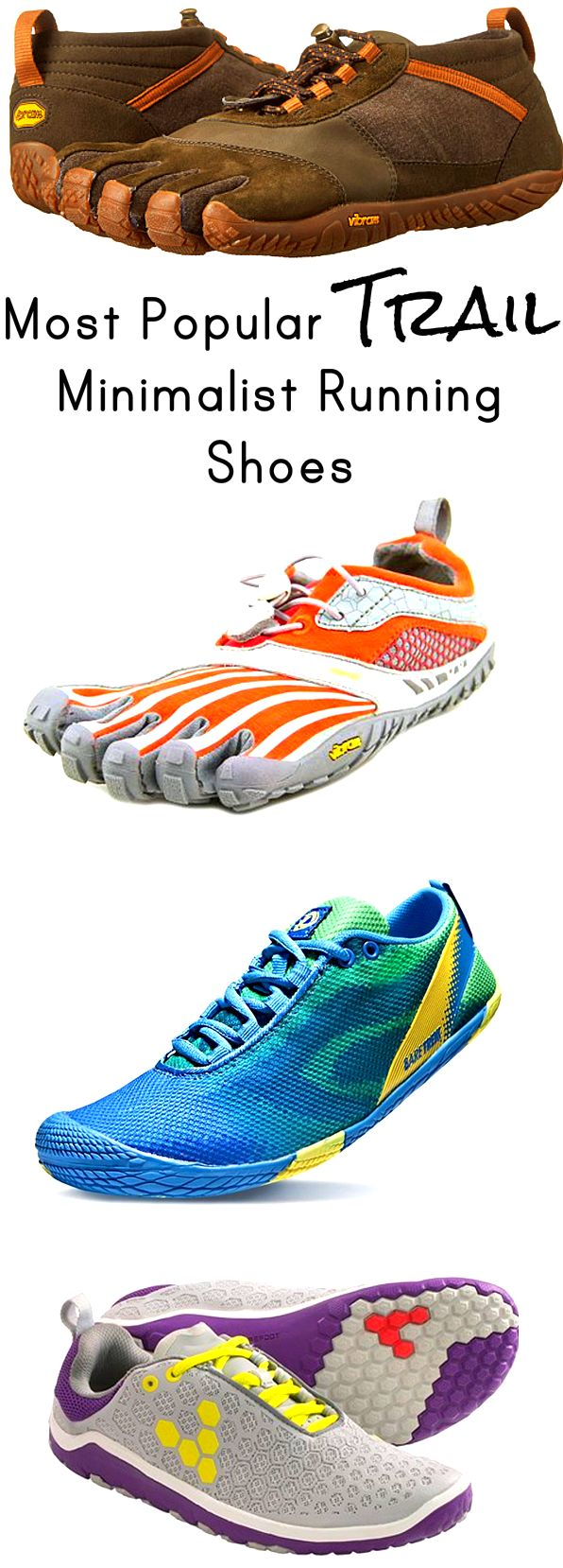Trail Running Shoe Guide for Forefoot Runners