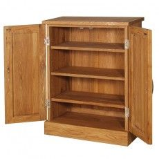 Brooklyn Oak 2 Dr.Cupboard