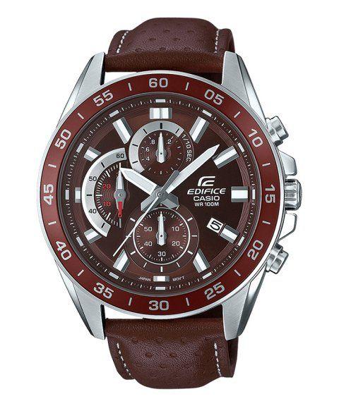 f6d3c0a1173 Casio Edifice Racing Chronograph Relógio Homem EFV-550L-5AVUEF ...