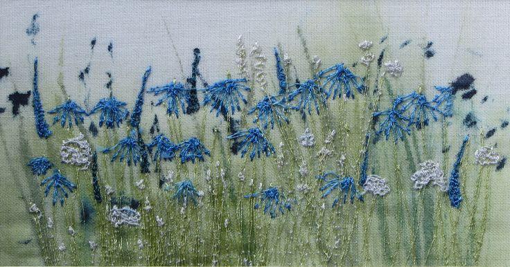 Sue Barker - Textile artist