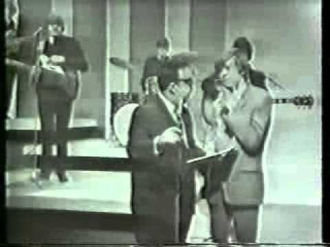 Allan Sherman and Peter Noone of Herman's Hermits on Fanfare doing parodies of Mrs. Brown & Camp Granada