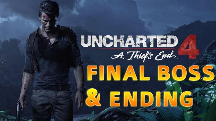 Uncharted 4 Walkthrough  - Ending No Commentry Gameplay | PS4 Console | ...