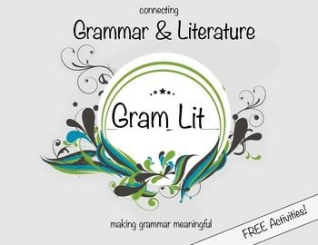 how to use literature in grammar teaching
