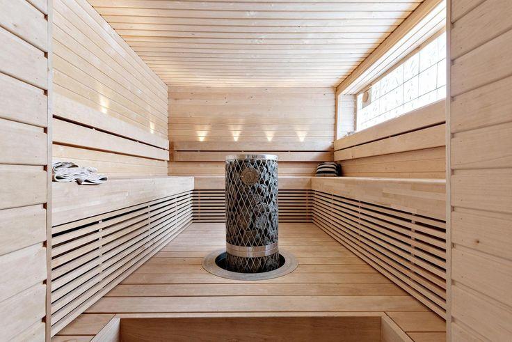 Moderni sauna, Etuovi.com Asunnot, 56bddadce4b09002ed15154f - Etuovi.com Sisustus