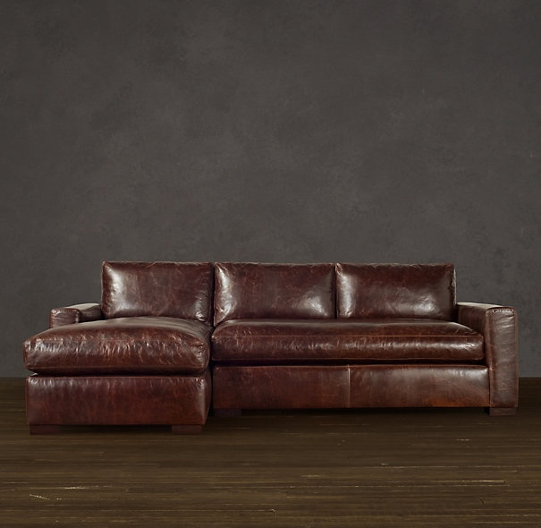 maxwell leather sofa chaise sectionals furniture pinterest