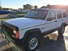 Jeep Cherokee (XJ) - Wikipedia