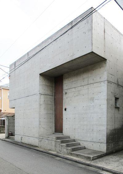 House in Higashi Tamagawa , 1973     Architecture. Architektur   Architect: Kazuo Shinohara   Photo: carlo.fumarola  