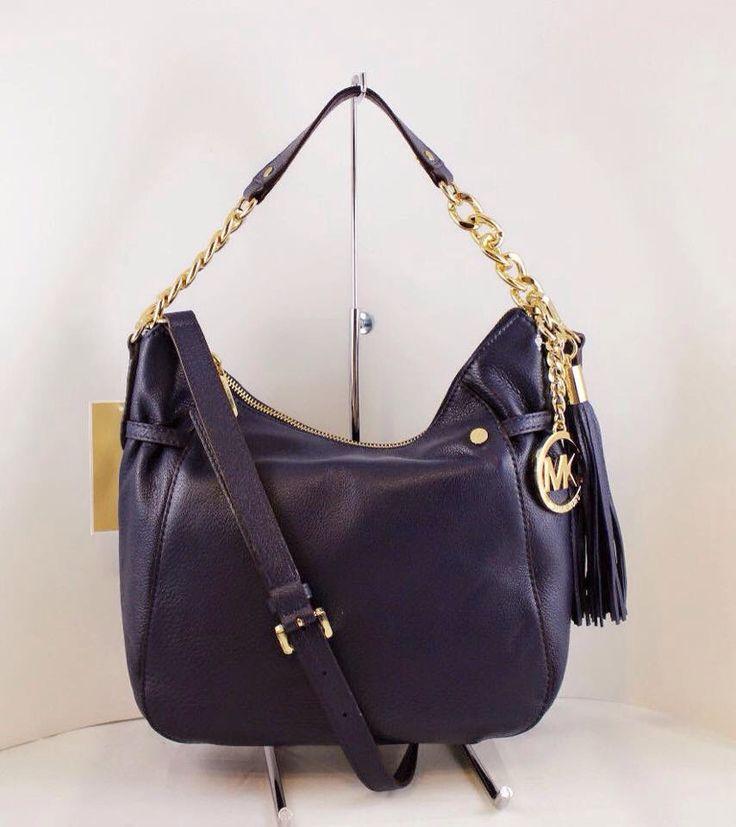 Michael Kors Megan Large Shoulder Bag