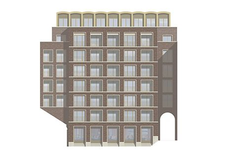 MaccreanorLavington Architects - Barts Square