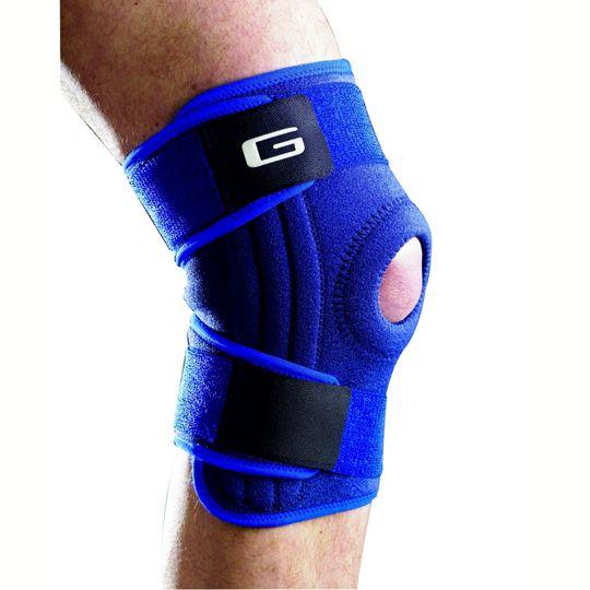Neo G Stabiliserende kniebrace open   Revalidatie > Ondersteuning en braces   Leefgemak
