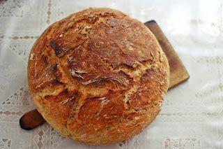 U nás doma: Domácí chleba