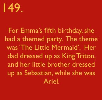 Harry Potter Facts - pretty sure this is why I've always loved Emma. Deep down, we're soul sisters.