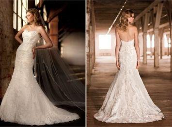 Essense Of Australia Dress D1273 Wedding Dress $900