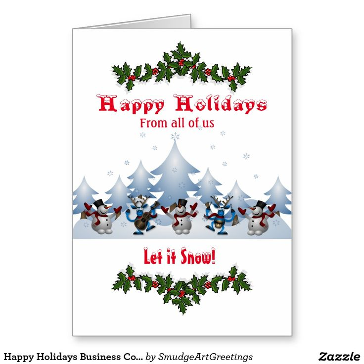 90 best Business / Corporate Greeting Cards images on Pinterest ...